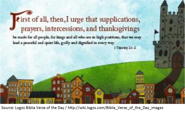 1 Timothy 2