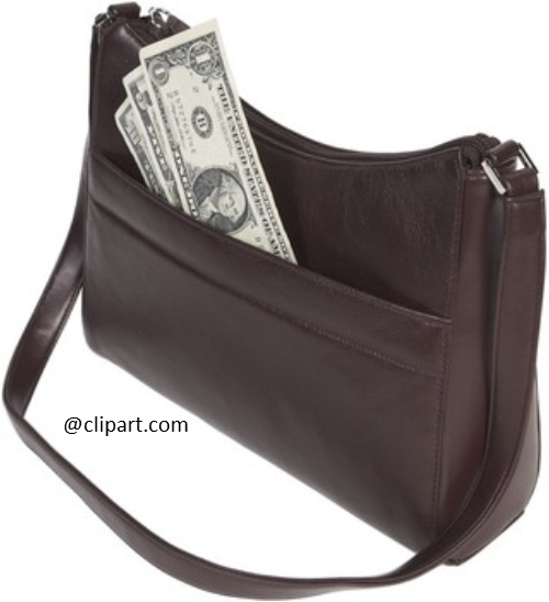 CA-money purse