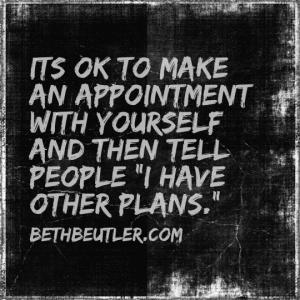 It's okay to make