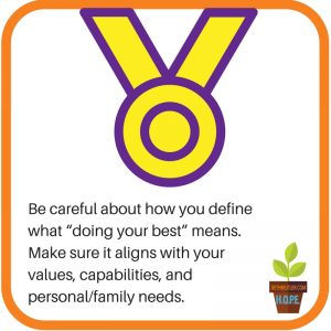 6-be careful about how you define