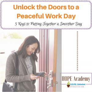 hope-academy-unlock-the-doors-to-a-peaceful-work-day