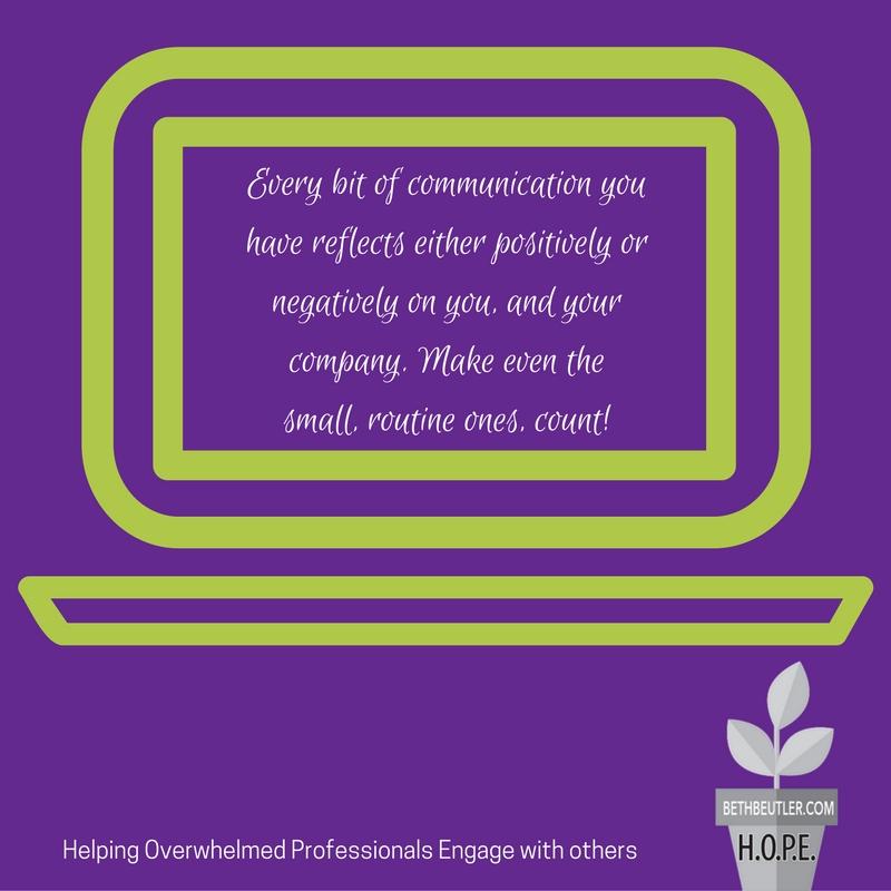 008-Every communication