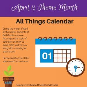April Theme Month