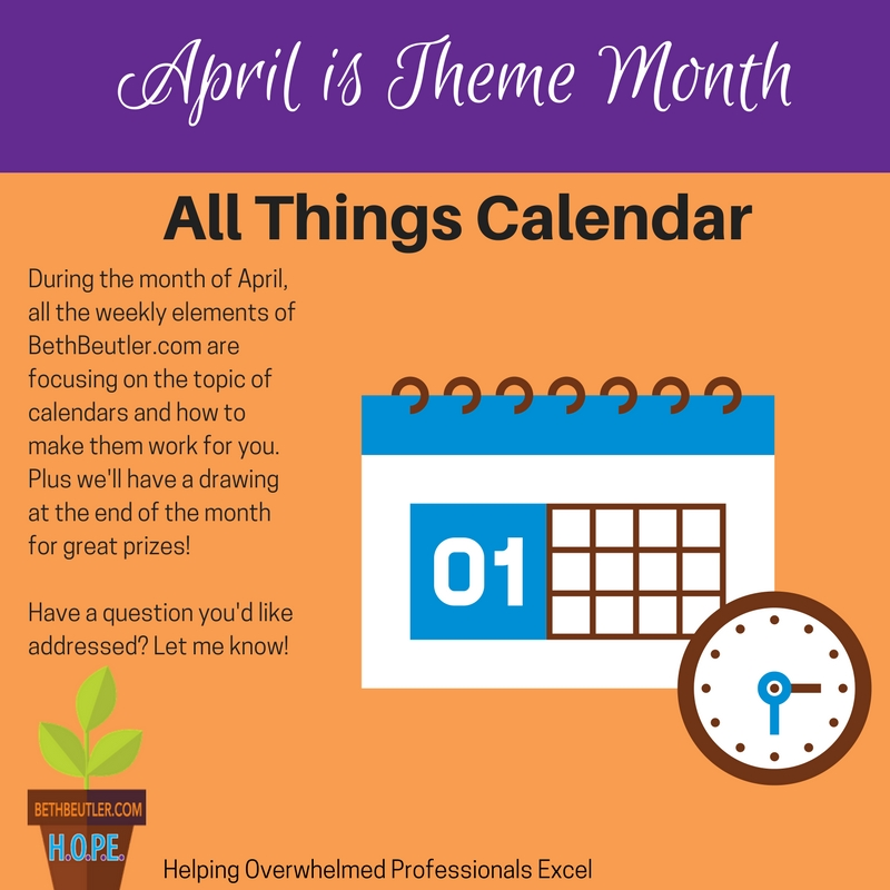 Theme month