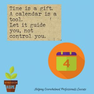 003-Time is a gift