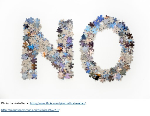 how to say no effectively
