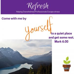 013-Refresh to a quiet place