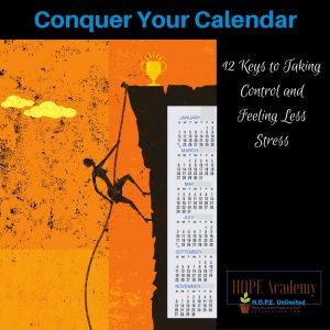Calendar Course
