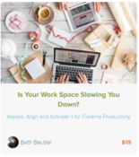 Is your workspace