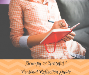 personal reflection guide