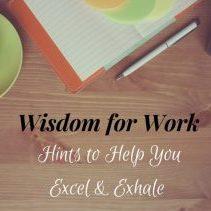 Work Wisdom