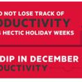 December productivity